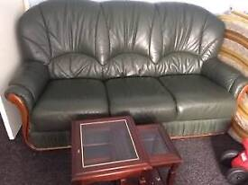 sofa and 2 coffee table for sale