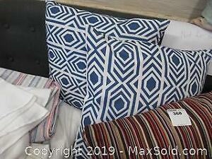 Pillows And Bedding B