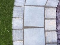 marshalls Tagula setts edging stones (grey)