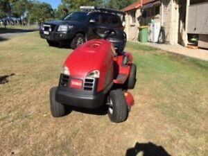 2013 Toro XLS 380 Ride on Mower