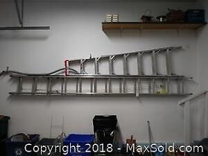 Aluminium Extension Ladder A