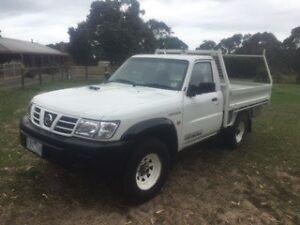 2004 Nissan Patrol Ute - Intercooled Turbo Diesel Drysdale Outer Geelong Preview