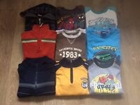 Bundle of Clothes for boys age 6-8