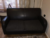 DFS 2 seater sofa bed less than 3 years old