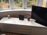 IKEA BESTÅ BURS TV bench for sale