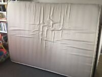 FREE King Size Mattress in good condition. Comes from a clean smoke free home.