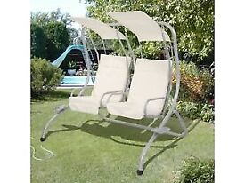 Double Swinging Seat (Brand new and boxed)