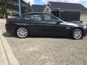 Pristine 2011 BMW 550i - James Bond's other car