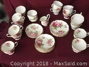 China Dishes, Royal Albert Bone China