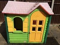 Used playhouse for the garden