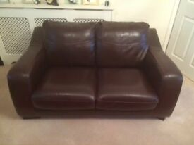 Leather Effect Sofas