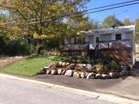 For rent $1100 + utilities Parry Sound