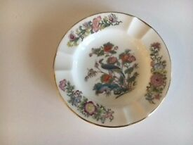 Three beautiful pieces of heirloom china - Wedgewood and Old Foley now selling all three for £9!