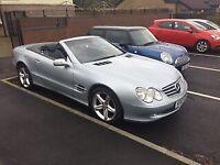 Mercedes sl 500 v8