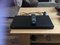 Sony Blu Ray Player with remote