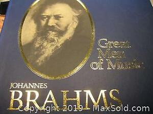 Great Men of Music - Time Life Records: Brahms, Berlioz, Wagner, Bach,