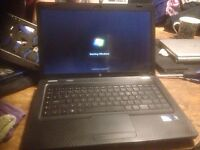 Hp Laptop black good condition comes with charger
