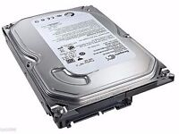PC Hard Drives 500GB HDD With Free fitting and Windows 7 OS - CAN FIX PC AND LAPTOPS