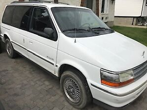 RARE- 1992 Plymouth Voyager LX