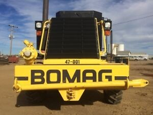 2015 Bomag MPH364R-2 Recycler Soil Stabilizer