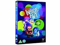 Inside Out DVD. Brand new in it's own packaging