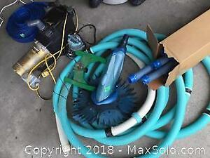 Pool Pumps And Hose C