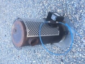 Expedition Diesel Wall Tent Heater