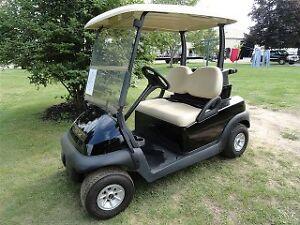 Voiturette de golf/ golf carts/car  Club Car Precedent 2011 Noir