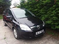 Vauxhall Zafira 1.6 i 16v Life 5dr 8 month MOT! 77k EXCELENT TEHNICIAL CONDITION