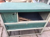 Ferplast Ranch Rabbit Hutch- unused