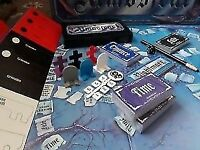 ATMOSFEAR classic video/board game 1991 sealed and brand new never used perfect £35