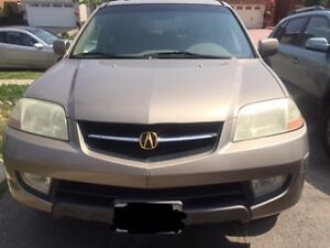 2003 Acura MDX Other