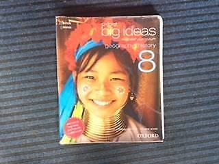 Oxford Big Ideas Geography History Year 8 Australian Curriculum