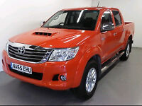 2015 Toyota Hilux 3.0 Invincible for Auction