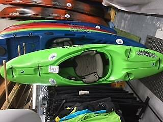 Stomper 80 Whitewater Kayak