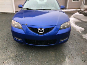 2008 Mazda 3 New Inspection