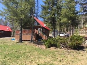 Cabin for rent East Barriere lake/kamloops