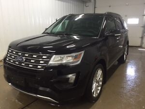 Brand New 2016 Ford Explorer Limited SUV MSRP - $53,650