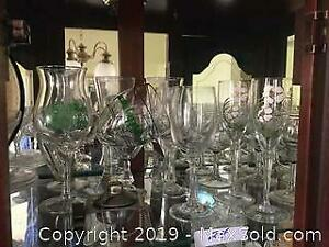 Wine Glasses And More