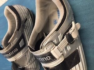 Road Cycling Shoes, size 46