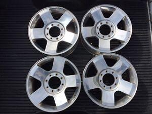 "4 - 20"" Ford Alloy Wheels"