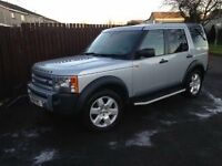 Land Rover Discovery 3 2.7tdHSE Auto Diesel 5 door