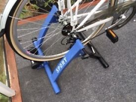 Bike training stand for sale