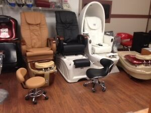 New Salon furniture, pedicure equipment, for Nail or Hair Salon