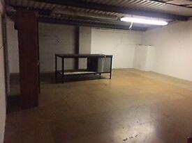 Workshop Studio Unit for Rent. £40 a week no vat (Area 7m x 8m Aprox 56msquared)