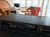 Kenwood Stereo Amplifier with Denon Tuner and Marantz CD player