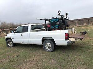 2001 Dodge Ram 2500 Welding truck