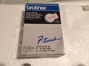 Brother P-Touch Model PT-15 Label Maker Kawartha Lakes Peterborough Area image 3