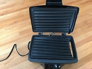 George Foreman Grill- Moving Sale! Only 10$!