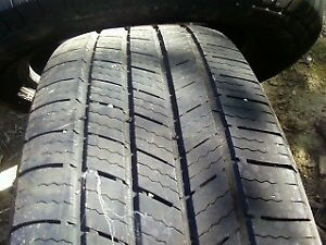 Various size tires/rims, Listed below